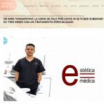 El Dr. Amir Tarighpeyma en Todo Cirugía